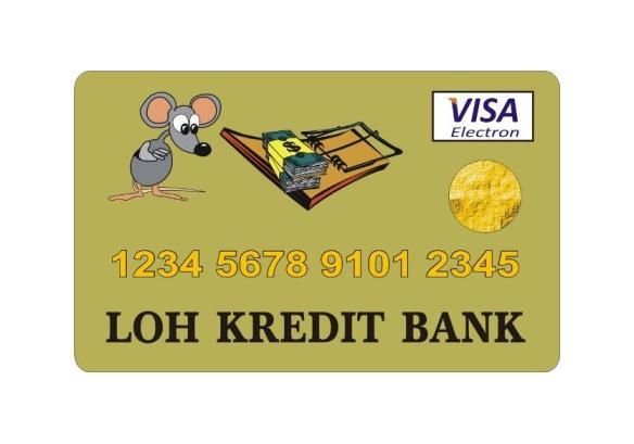 Кредитная карта в подарок от банка: лохотрон ли это?