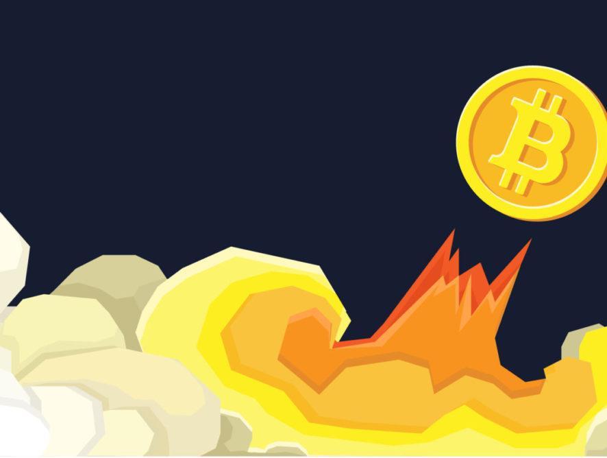 Лидирующие позиции Bitcoin